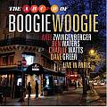 Audio CD Cover: The ABC & D of Boogie Woogie - Live in Paris von Axel Zwingenberger