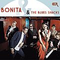 Audio CD Cover: Bonita & The Blues Shacks von Fabian Fritz