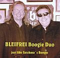 Audio CD Cover: Just like Satchmo´s Boogie