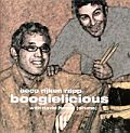 Audio CD Cover: Boogielicious von David Herzel