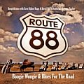 Audio CD Cover: Route 88 - Boogie Woogie & Blues For The Road von David Herzel