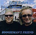 Audio CD Cover: From Erfurt Down To New Orleans