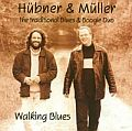 Audio CD Cover: Walking