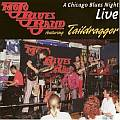 Audio CD Cover: A Chicago Blues Night Live von Peter Müller
