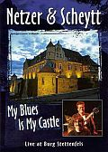 DVD Cover: My Blues Is My Castle von Thomas Scheytt