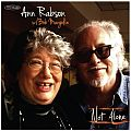 Audio CD Cover: Not Alone von Ann Rabson