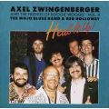 Audio CD Cover: Heat It Up! von Axel Zwingenberger