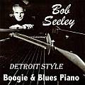 Audio CD Cover: Detroit Style von Bob Seeley