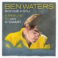 Audio CD Cover: Boogie 4 Stu - A Tribute To Ian Stewart von Ben Waters