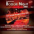Audio CD Cover: International Boogie Night Uster Vol. 1 von Stefan Ulbricht