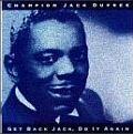 Audio CD Cover: Get Back Jack Do It Again von Champion Jack Dupree