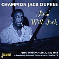 Audio CD Cover: Jivin´ with Jack von Champion Jack Dupree