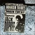 Audio CD Cover: Junker Blues von Champion Jack Dupree