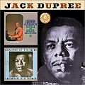 Audio CD Cover: Natural & Soulful Blues / Champion of the Blues von Champion Jack Dupree