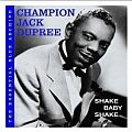 Audio CD Cover: The Essential Blue Archive: Shake Baby Shake von Champion Jack Dupree