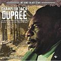 Audio CD Cover: The Sonet Blues Story von Champion Jack Dupree