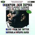 Audio CD Cover: Two Classical Albums Plus von Champion Jack Dupree