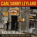 Audio CD Cover: Back in the Alley