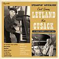 Audio CD Cover: Stompin` Upstairs von Carl Sonny Leyland