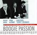 Audio CD Cover: Boogie Passion von Richie Loidl