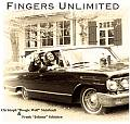 Vinyl LP Cover: Fingers Unlimited von Johnny Schütten