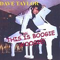 Audio CD Cover: This is Boogie Woogie von Rockin´ Dave Taylor