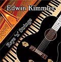 Audio CD Cover: Keys ´n´ Strings von Edwin Kimmler