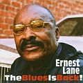 Audio CD Cover: The Blues Is Back!