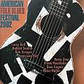 American Folk Blues Festival 2002