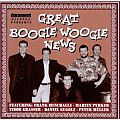 Audio CD Cover: Great Boogie Wooogie News