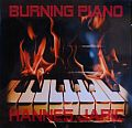 Audio CD Cover: Burning Piano