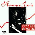 Audio CD Cover: Funk The Boogie