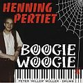 Audio CD Cover: Boogie Woogie von Peter Müller