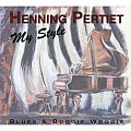 Audio CD Cover: My Style von Peter Müller