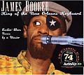 Audio CD Cover: King of The New Orleans Keyboard von James Booker