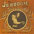 Audio CD Cover: JB Boogie - Live au comptoir du jazz von Julien Brunetaud