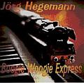 Audio CD Cover: Boogie Woogie Express von Thomas Aufermann