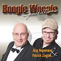 Audio CD Cover: Boogie Woogie Generations von Jörg Hegemann