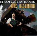 Audio CD Cover: Steam Driven Boogie von Reinhard Django Kroll