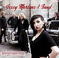 Audio CD Cover: Brand New Ride von Jessy Martens