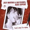 Audio CD Cover: That´s why i´m crying von Jessy Martens