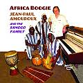 Audio CD Cover: Africa Boogie