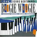 Audio CD Cover: Boogie Woogie Blues von Jean-Pierre Bertrand