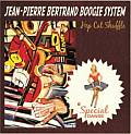 Audio CD Cover: Hep Cat Shuffle von Jean-Pierre Bertrand