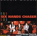 Audio CD Cover: Six Hands Chaser von Marc-Henning Galpérin