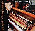 Audio CD Cover: The Spirit Of Boogie Woogie von Jo Schumacher