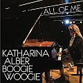 Audio CD Cover: All Of Me von Katharina Alber