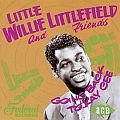 Audio CD Cover: Going Back to Kay Cee von Little Willie Littlefield