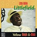 Audio CD Cover: Yellow Boogie & Blues