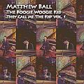Audio CD Cover: They Call Me the Kid, Vol. 1 von Matthew Ball